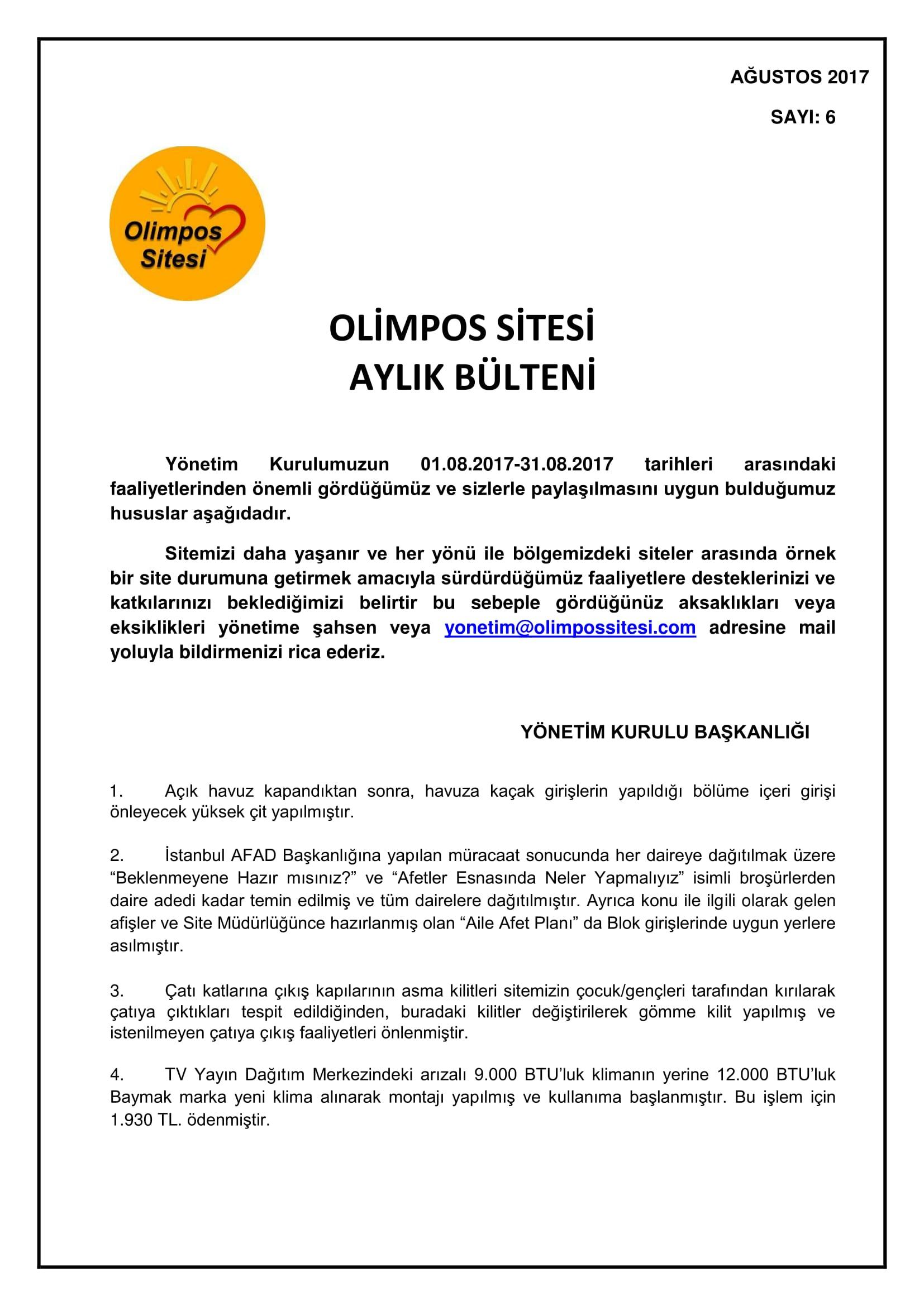 01.08.2017 AĞUSTOS-2017 BÜLTEN ok-1