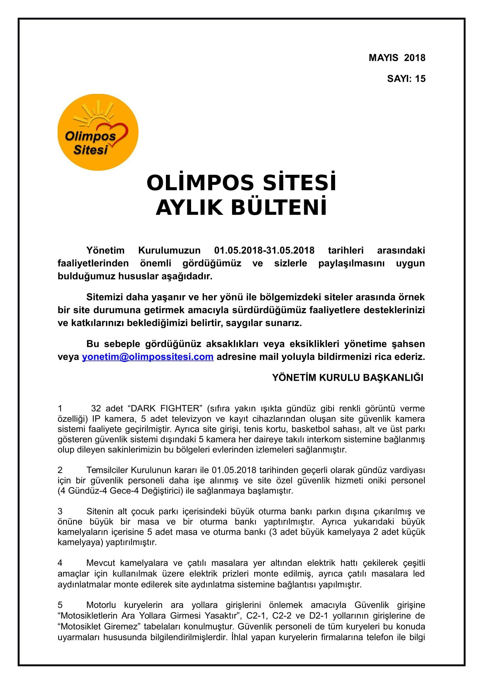 15-01.05.2018 MAYIS-2018 BÜLTEN-1